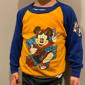 Vintage Mickey Mouse 4t